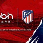 BBIN กลายเป็นพันธมิตร Atlético de Madrid
