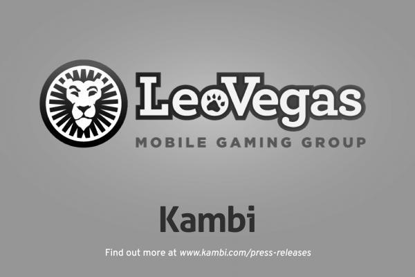 Kambi Group plc and JVH gaming
