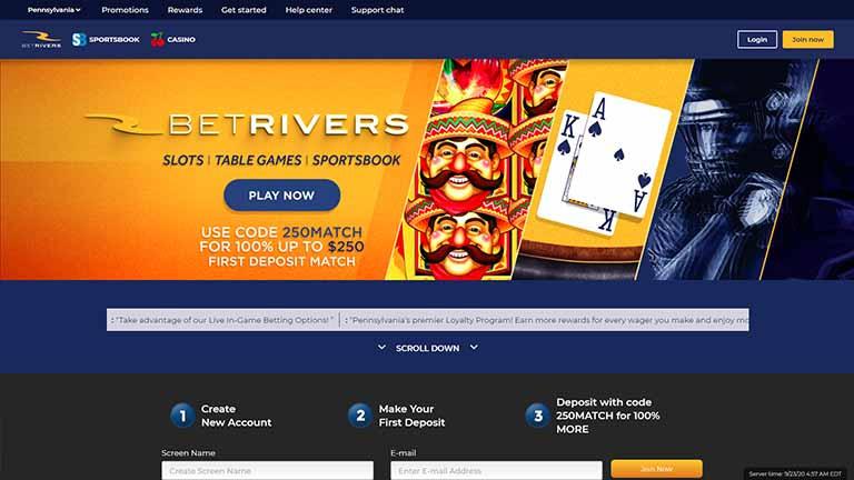 BetRiver Casino