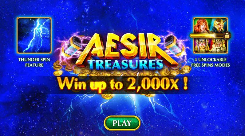 Aesir Treasures Slot